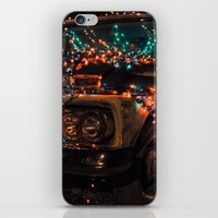 nashville iPhone & iPod Skins featuring Nashville by Nevena Kozekova
