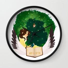 Katherine Circlet Wall Clock