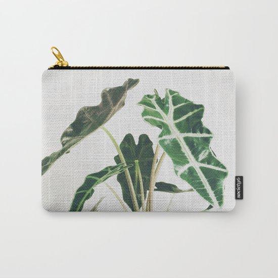 Elephant Ear Carry-All Pouch