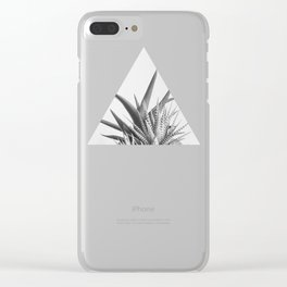 Overlap II Clear iPhone Case