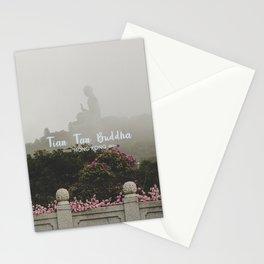 Hong Kong Tian Tan Buddha Stationery Cards