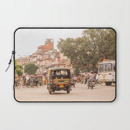 Jaipur traffic Laptop Sleeve