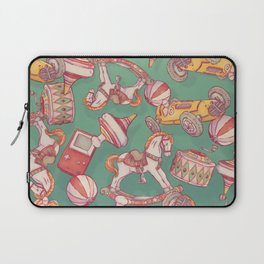 Christmas Toys Laptop Sleeve