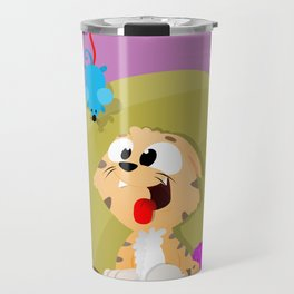 Lil Tiger Travel Mug