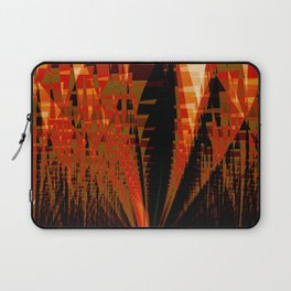 Citadel Abstract Fractal Art Laptop Sleeve