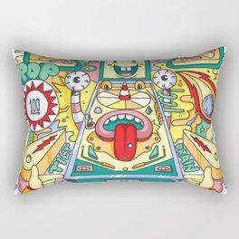 Pin Mania Rectangular Pillow