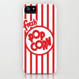 Fresh Popcorn iPhone Case