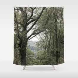 Woodland Dreams Shower Curtain