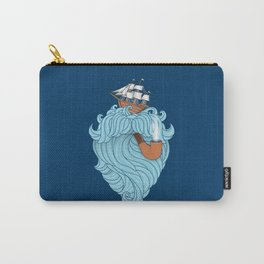 Skilled Sailor Carry-All Pouch