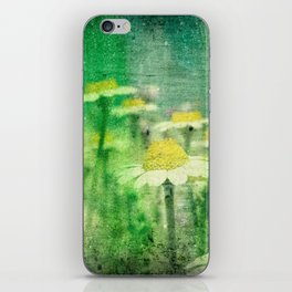 summer rain iPhone Skin