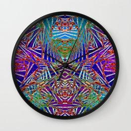 Transcendental Mode Wall Clock
