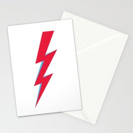 lightening Bolt Stationery Cards