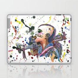 Tank Girl Laptop & iPad Skin