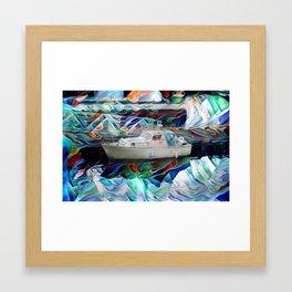 Kleine Framed Art Print