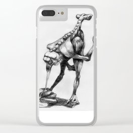 Collect Clear iPhone Case