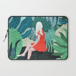 Forest Gaze Laptop Sleeve