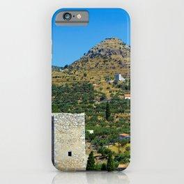 flomochori mani greece iPhone Case