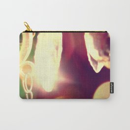 Chandelier Purple Carry-All Pouch