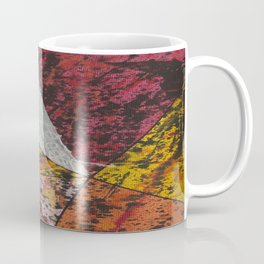 Corner Splatter # 13 Coffee Mug