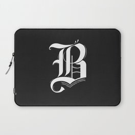 Letter B Laptop Sleeve