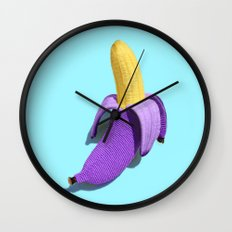 BANANA CHAQUIRA Wall Clock