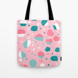 Airhead - memphis throwback retro vintage pastel pink palm springs socal california dreamer pop art Tote Bag