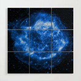 celestial.cassiopeia Wood Wall Art