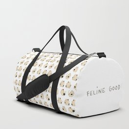 Feline good! Duffle Bag