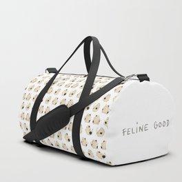 Feline good! Duffle Bag