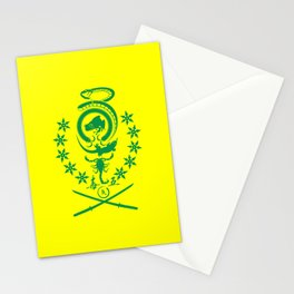 Five Deadly Venoms Stationery Cards