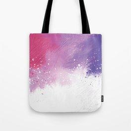 Paint Brushing Tote Bag