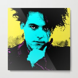 Robert Smith Metal Print
