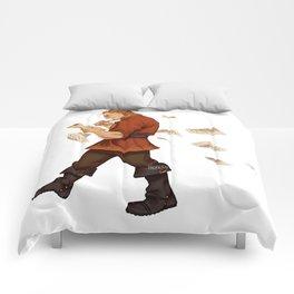 DA crew Varric Comforters