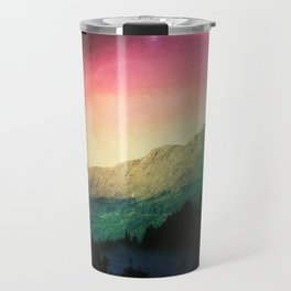 Scottish Mountains Travel Mug
