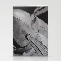 plane Stationery Cards featuring Plane by ann hsieh