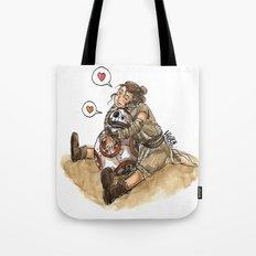 Rey & BB-8 #1 Tote Bag