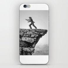 GAINING GROUND iPhone & iPod Skin