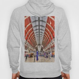 Paddington Station London Hoody