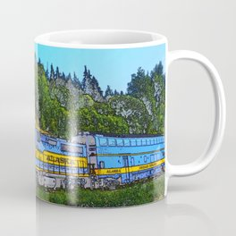 Chugach Explorer Coffee Mug