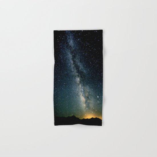 The Milky Way Hand & Bath Towel