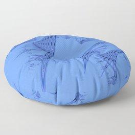 Fractal 85 Floor Pillow