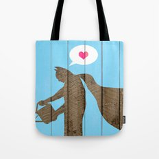 Be yourself... Tote Bag