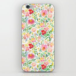 Ditsy Meadow iPhone Skin