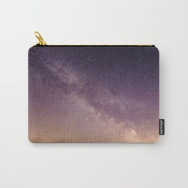 Walking Around In The Milky Way Carry-All Pouch