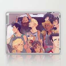 Demigods on a road trip Laptop & iPad Skin