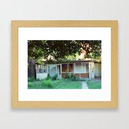 Nature's House Framed Art Print