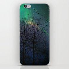 Moody Blues iPhone & iPod Skin