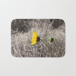 Sunflower Daydream Bath Mat