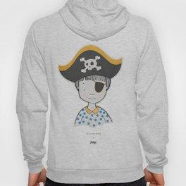 The bravest pirate Hoody