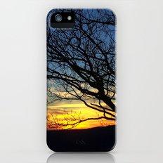 Shenandoah Sunset Slim Case iPhone (5, 5s)